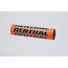RENTHAL Mini SX Handlebar Pad 205mm Orange