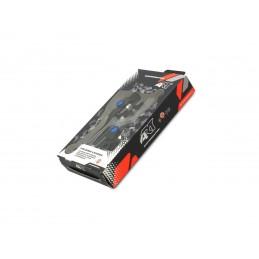 ART Foldable Levers Black/Blue Screw by Pair KTM/Husqvarna
