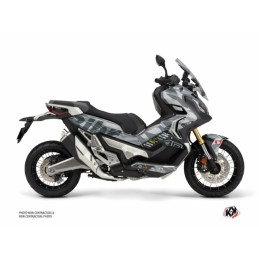 KUTVEK Replica Bihr Graphic Kit Grey Honda X ADV