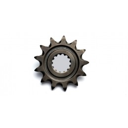 RENTHAL Front Sprocket 14 Teeth Steel Self-Cleaning 520 Pitch Type 508 Honda CRF450X