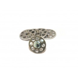 SCAR Drilled Washers Ø18mm Aluminium 10 Pieces