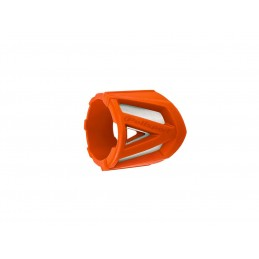 POLISPORT Silencer Protection Short Orange