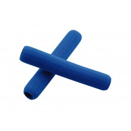 V PARTS Foam Lever Grips Blue
