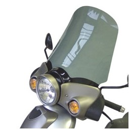 V PARTS High Protection Windshield Clear Aprilia Scarabeo 125