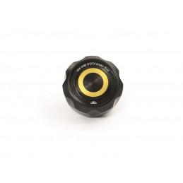 GILLES TOOLING Rear Brake Fluid Contenair Cover Black
