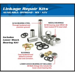 ALL BALLS Suspension Linkage Repair Kit Beta