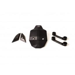 GILLES TOOLING Race Cover Kit Black Ducati Panigale V4
