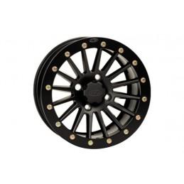 ITP Beadlock Utility Rim Aluminum Mat Black 12x7 4x156 4+3