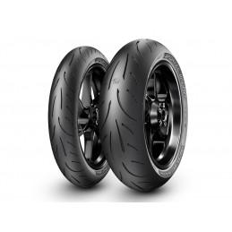 METZELER Tire Sportec M9 RR (F) 110/70 ZR 17 M/C 54W TL
