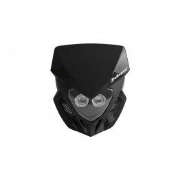 POLISPORT Lookos Evo Headlight Black