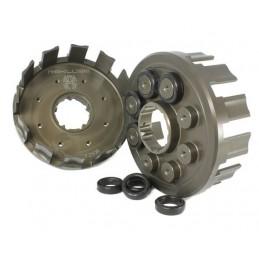 REKLUSE Clutch Basket Aluminium - Gas Gas