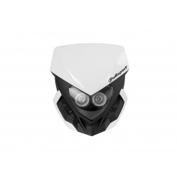 POLISPORT Lookos Evo Headlight White/Black