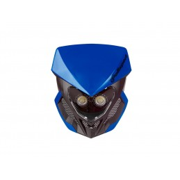 POLISPORT Lookos Evo Headlight Blue/Black