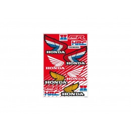 TECNOSEL Stickers Vintage Honda