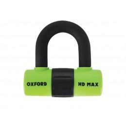 OXFORD HD MAX Disc Lock Ø14mm Green