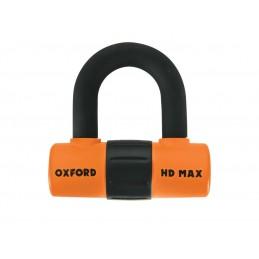 OXFORD HD MAX Disc Lock Ø14mm Orange