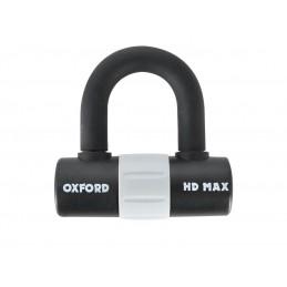 OXFORD HD MAX Disc Lock Ø14mm Black
