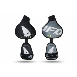 UFO Replacement Shoulders for Shan Chest Protector Grey