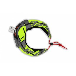 UFO Replacement Lining for Neck Brace Neon Yellow/Grey