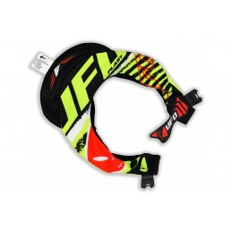 UFO Replacement Lining for Bulldog Oversize Neck Brace Neon Yellow/Red
