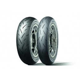 DUNLOP Tyre TT93 GP PRO Medium 120/80-12 M/C 55J TL