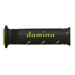 DOMINO A250 XM2 Super Soft Grips Black/Green