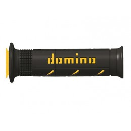 DOMINO A250 XM2 Super Soft Grips Black/Yellow