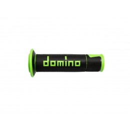 DOMINO A450 Street Racing Grip Black/Green