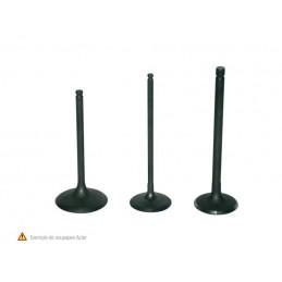 STEEL EXHAUST VALVE FOR WRF, YZ426F '00 / WRF, YZ400F 98-00