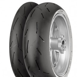 CONTINENTAL Tyre ContiRaceAttack 2 Soft 120/70 ZR 17 M/C 58W TL