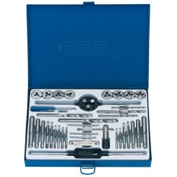 DRAPER Metric Tap and HSS Drill Set 37pcs