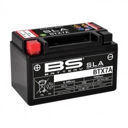 BS BATTERY Battery BTX7A SLA Maintenance Free Factory Activated