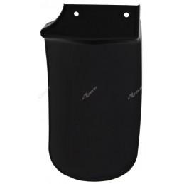 RACETECH Rear Shock Flap Black Kawasaki