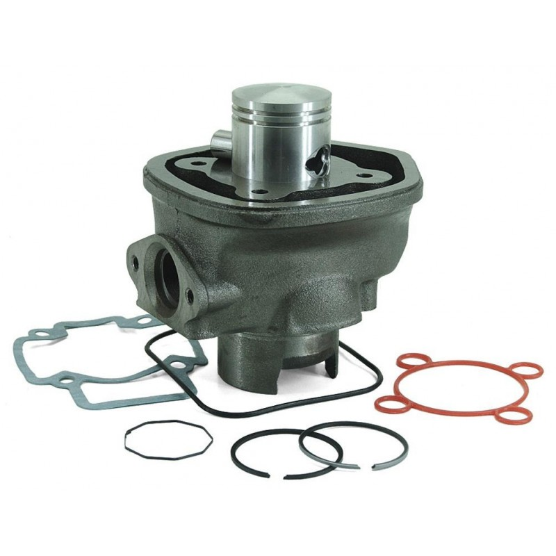 CYLINDER ASSEMBLY FOR WATER-COOLED PIAGGIO