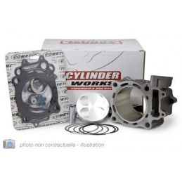 CYLINDER WORKS CYLINDER KIT FOR YAMAHA YZ450F '06-09, 450CC Ø95MM