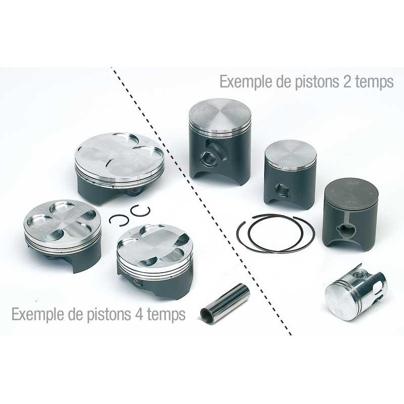 PISTON FOR RM125 1989-99 Ø54.5MM