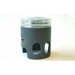 PISTON FOR SCOOTER 50 40.5MM, DOME HEAD