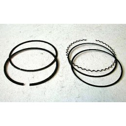 SET OF PISTON RINGS 4T 76MM