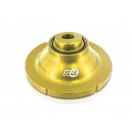 S3 Low Compression Cylinder Head Insert Gold Sherco/Scorpa 300