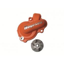 BOYESEN Supercooler Kit Aluminum Orange KTM SX-F250/450
