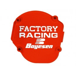 BOYESEN Factory Racing Ignition Cover Orange KTM/Husqvarna