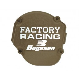 BOYESEN Factory Racing Ignition Cover Magnesium KTM/Husqvarna