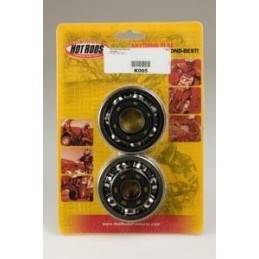 CRANKSHAFT BEARINGS AND SPI KIT FOR KX250 87-01