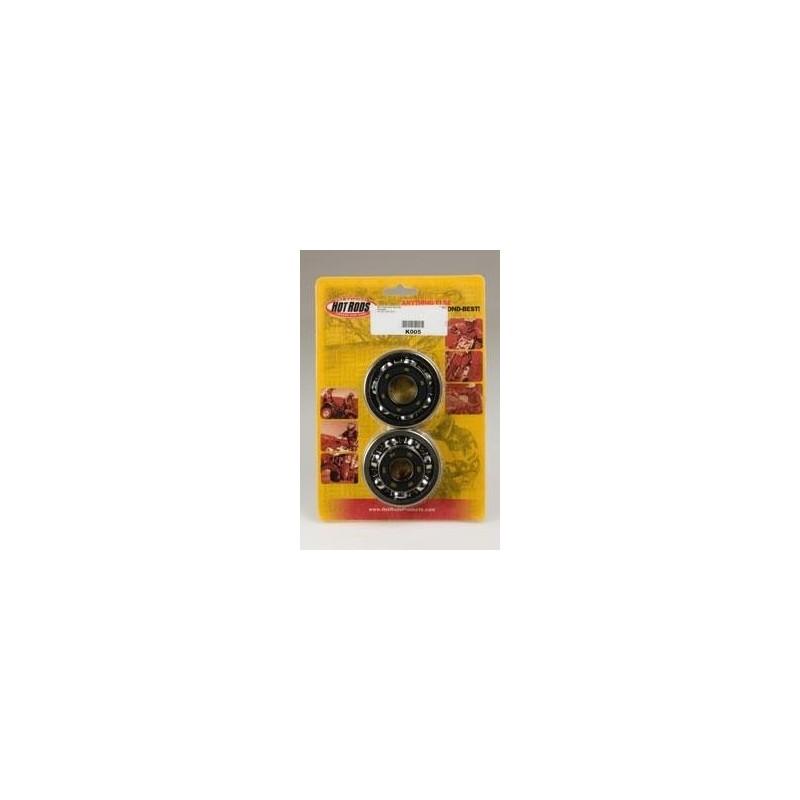 CRANKSHAFT BEARINGS AND SPI KIT FOR KX250 87-01