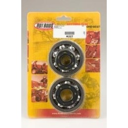 CRANKSHAFT BEARINGS AND SPI KIT FOR KX250 02-07