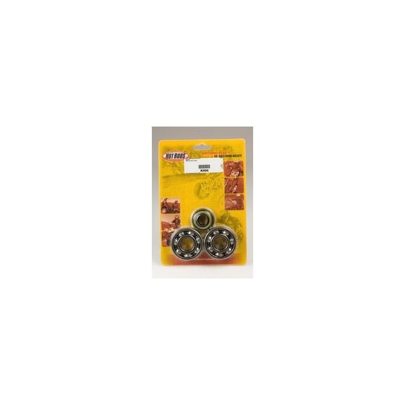 CRANKSHAFT BEARINGS AND SPI KIT FOR RM125 01-07