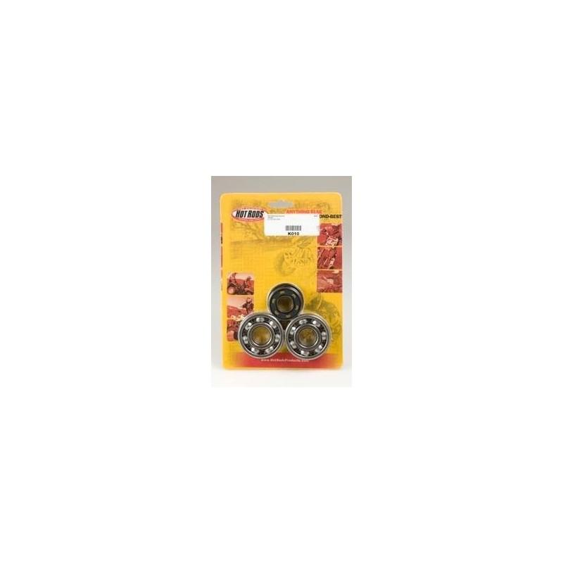 CRANKSHAFT BEARINGS AND SPI KIT FOR YZ125 01-04