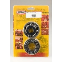 CRANKSHAFT BEARINGS AND SPI KIT FOR YZ250 90-98, WR250 '91-97