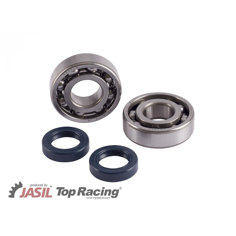 JASIL Crankshaft Bearings and Oil Seal Kit PEUGEOT LUDIX