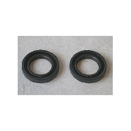 25X40X7 SET OF CRANKSHAFT OIL SEALS FOR KDX200 1983-89